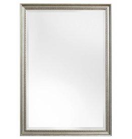 Bologna - spiegel met stijlvolle zilveren kader