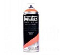 Liquitex spray paint 0983 bus à 400ml fluorescent red