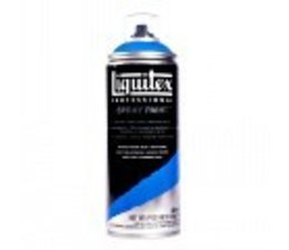 Liquitex spray paint 6316 bus à 400ml phthalo blue 6 (red shade)