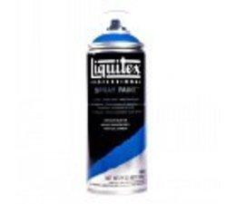 Liquitex spray paint 0470 bus à 400ml cerulean blue hue