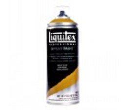 Liquitex spray paint 0530 bus à 400ml bronze yellow