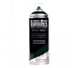 Liquitex spray paint 0224 bus à 400ml hooker's green hue permanent
