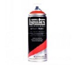 Liquitex spray paint 0151 bus à 400ml cadmium red medium hue