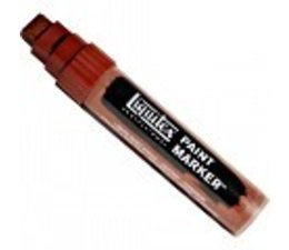 Liquitex paintmarker 0127 8-15mm burnt sienna