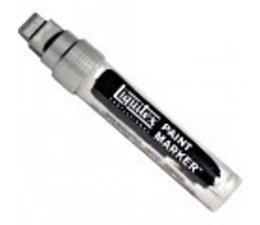 Liquitex paintmarker 0239 8-15mm iridescent rich silver