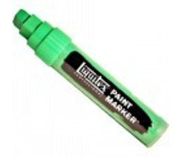 Liquitex paintmarker 0312 8-15mm light green permanent