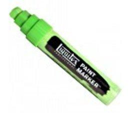Liquitex paintmarker 0740 8-15mm vivid lime green