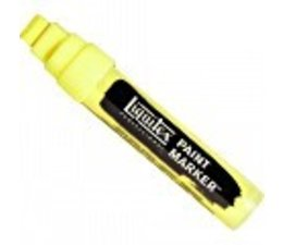 Liquitex paintmarker 0981 8-15mm fluorescent yellow