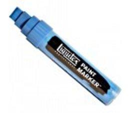 Liquitex paintmarker 0984 8-15mm fluorescent blue