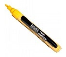 Liquitex paintmarker 0163 2-4mm cadmium yellow deep hue