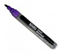 Liquitex paintmarker 0186 2-4mm dioxazine purple