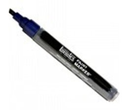 Liquitex paintmarker 0320 2-4mm prussian blue hue