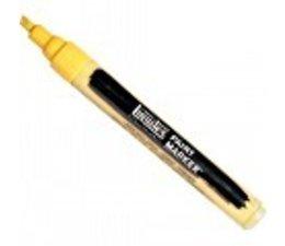 Liquitex paintmarker 0601 2-4mm naples yellow hue