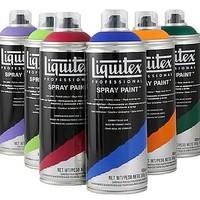 Liquitex spray paint spuitbussen