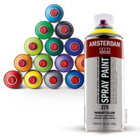 Amsterdam spray paint spuitbussen