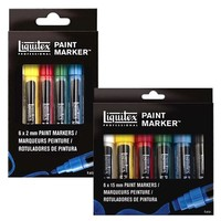 Liquitex markers sets
