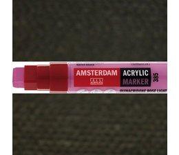 Amsterdam paintmarker 735 8-15mm rechthoekig oxydzwart