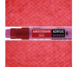 Amsterdam paintmarker 369 8-15mm rechthoekig primairmagenta