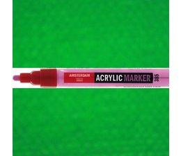 Amsterdam paintmarker 615 2-4mm rond paul veronesegroen