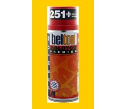 Molotow Premium spray paint 004 bus à 400ml signal yellow