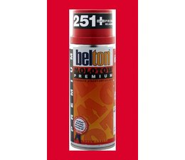 Molotow Premium spray paint 032 bus à 400ml mad c cherry red