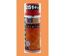 Molotow Premium spray paint 034 bus à 400ml apricot