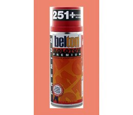 Molotow Premium spray paint 039 bus à 400ml loomit's apricot middle