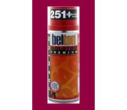 Molotow Premium spray paint 061 bus à 400ml amaranth red