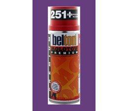 Molotow Premium spray paint 068 bus à 400ml blackberry
