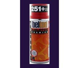 Molotow Premium spray paint 070 bus à 400ml crazy plum
