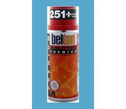 Molotow Premium spray paint 093 bus à 400ml shock blue middle
