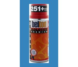 Molotow Premium spray paint 095 bus à 400ml tulip blue light