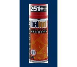 Molotow Premium spray paint 103 bus à 400ml ultramarine blue