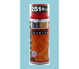Molotow Premium spray paint 110 bus à 400ml ice-blue dark