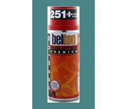 Molotow Premium spray paint 120 bus à 400ml verdigris