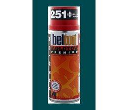 Molotow Premium spray paint 128 bus à 400ml turquoise dark