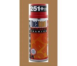 Molotow Premium spray paint 186 bus à 400ml cappuccino