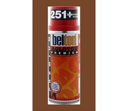 Molotow Premium spray paint 206 bus à 400ml walnut