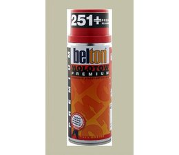 Molotow Premium spray paint 213 bus à 400ml stone grey light