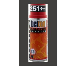 Molotow Premium spray paint 215 bus à 400ml black grey neutral