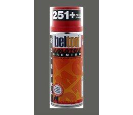 Molotow Premium spray paint 216 bus à 400ml dark grey neutral