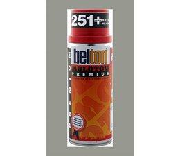 Molotow Premium spray paint 217 bus à 400ml middle grey neutral