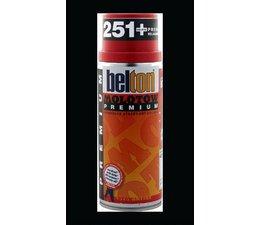 Molotow Premium spray paint 221 bus à 400ml deep black