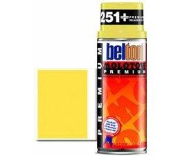 Molotow Premium spray paint 232 bus à 400ml neon yellow