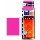 Spray paint neon pink