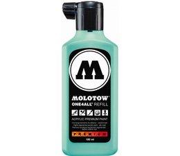 Molotow one4all refill 020 180ml lago blue pastel