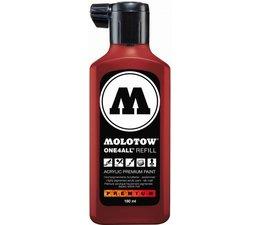 Molotow one4all refill 086 182ml burgundy