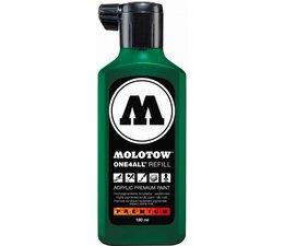 Molotow one4all refill 096 180ml mr. green