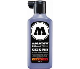 Molotow one4all refill 209 180ml blue violet pastel
