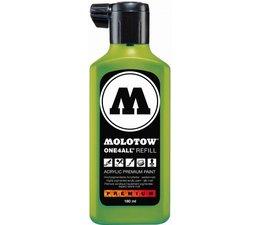 Molotow one4all refill 221 180ml grasshopper